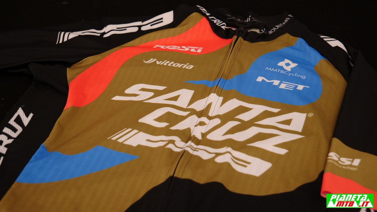 Maglia Santa Cruz FSA 2021