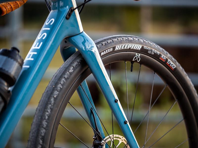 Maxxis Receptor copertone gravel bike