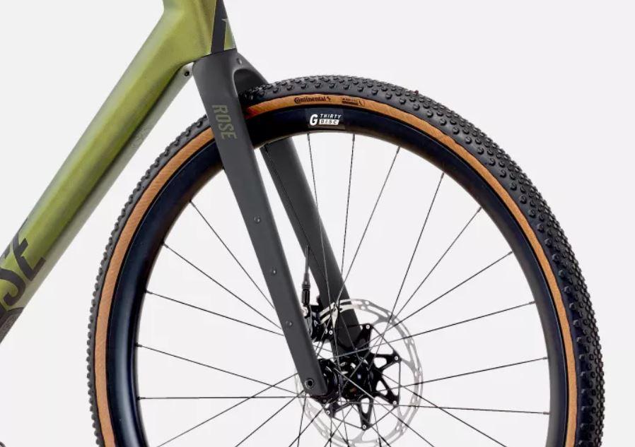 Rose Backroad Force 1x11 - gravel bike