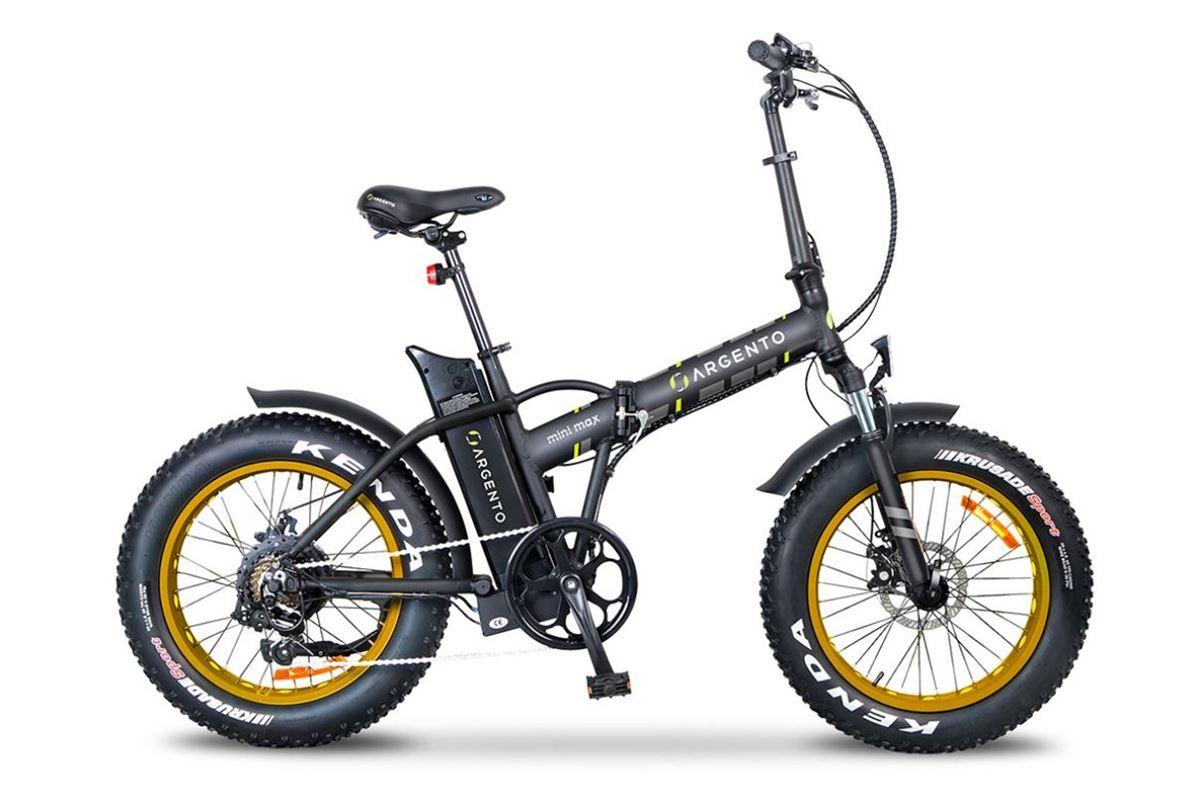 Argento Bike - Minimax