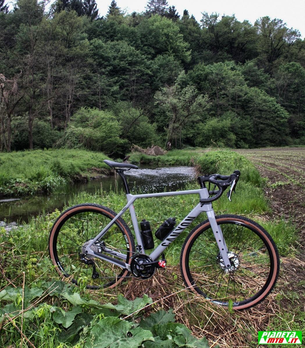 Canyon Grizl - gravel bike
