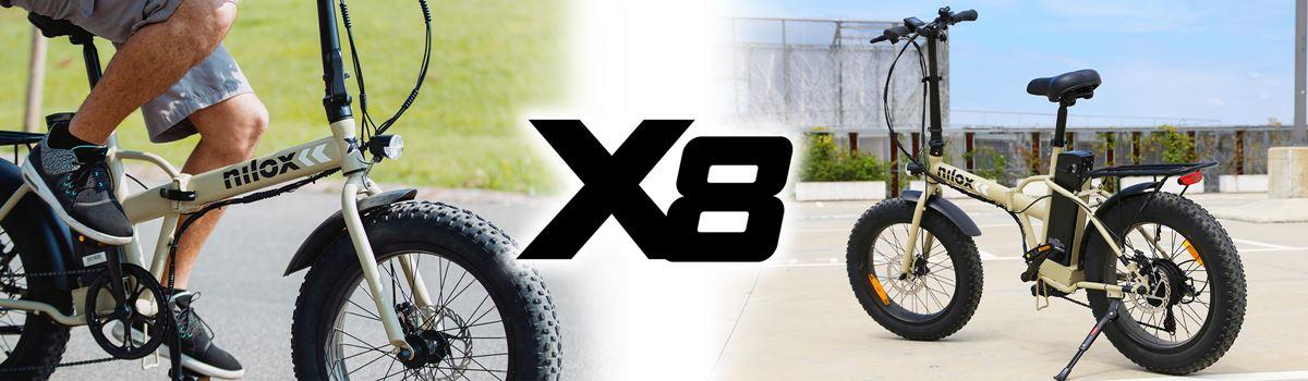 Nilox X8