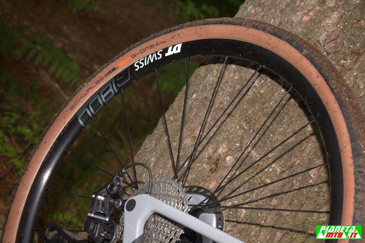 DT Swiss G1800 ruote
