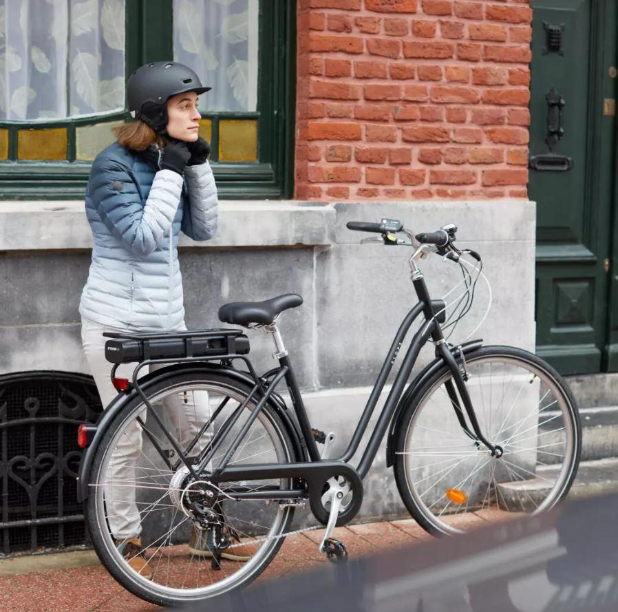 ELOPS 120 bici elettrica da città