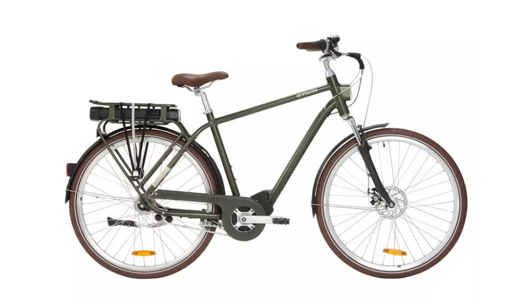 Elops 920 E - bici elettrica da città