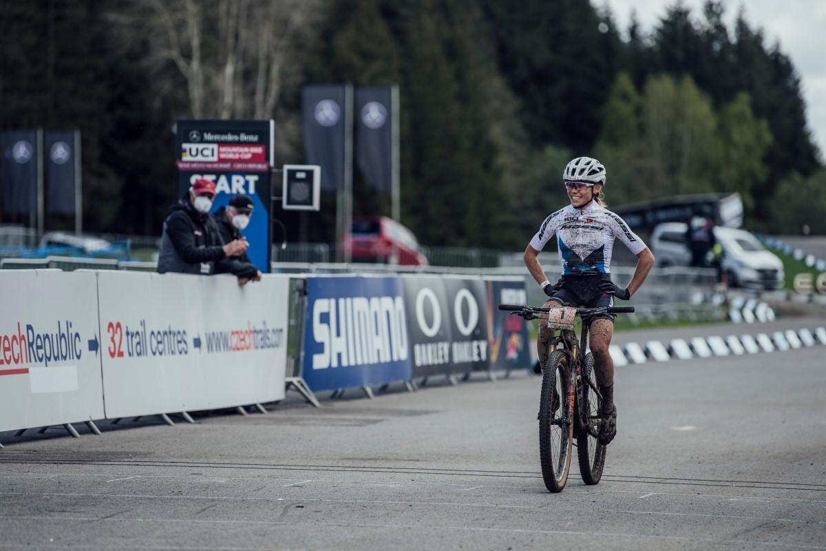 Loana Lecomte vince a Nove Mesto