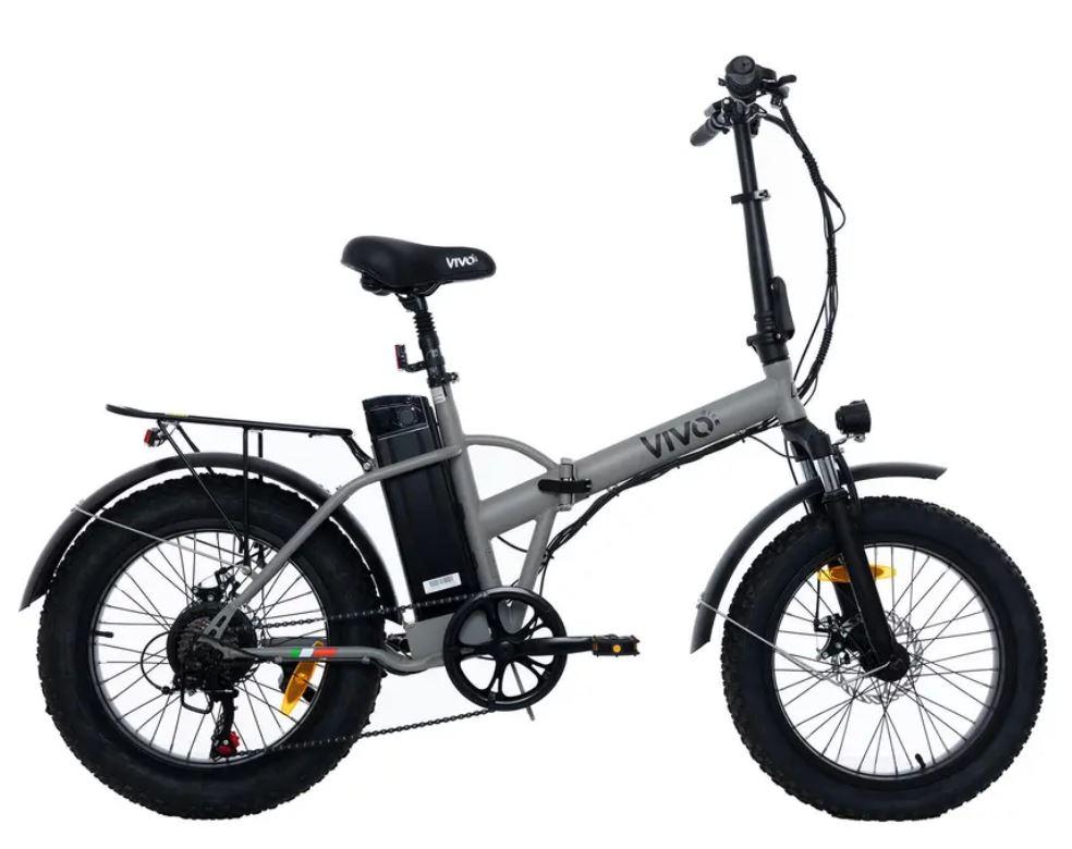 Vivo Bike 20'' FATBIKE elettrica pieghevole