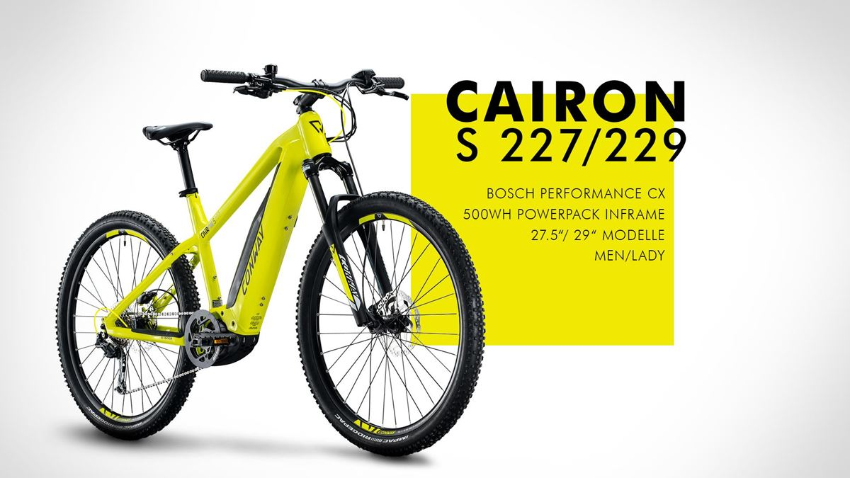 Conway Cairon S