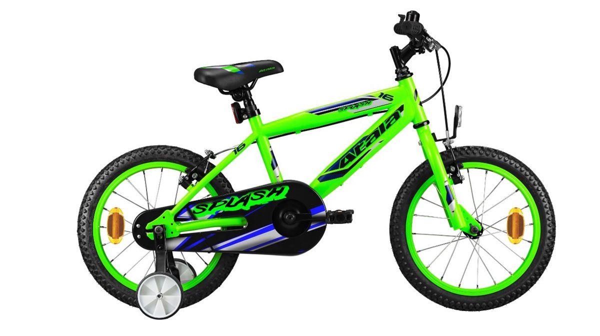 Atala Splash 16 - bici bambino