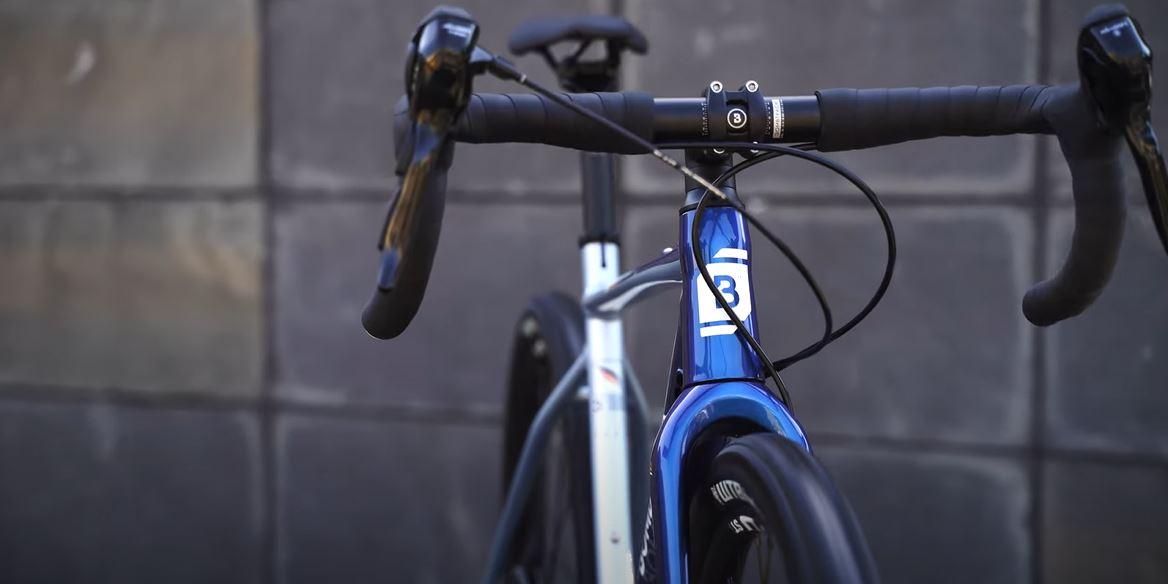 Bombtrack Audax AL - gravel bike