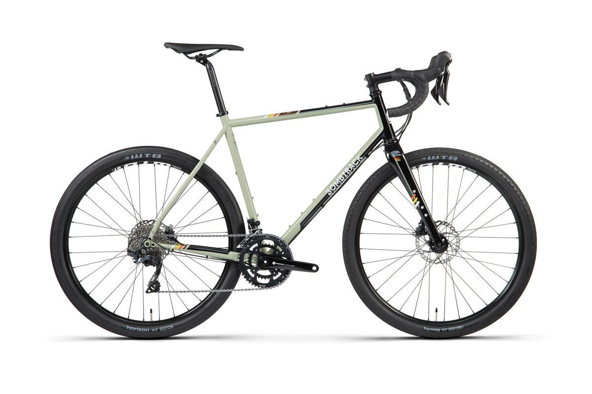 Bombtrack - gravel bike Audax