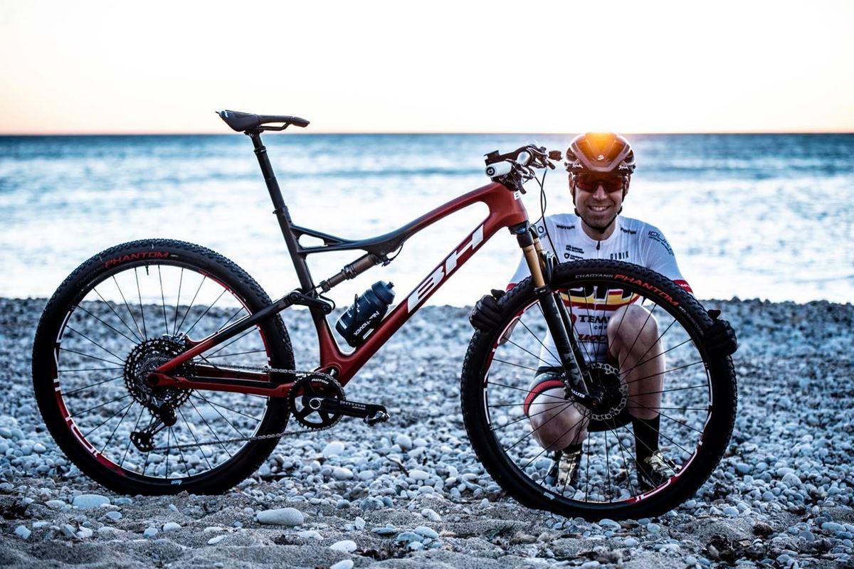 Linx Race Evo Carbon - David Valero