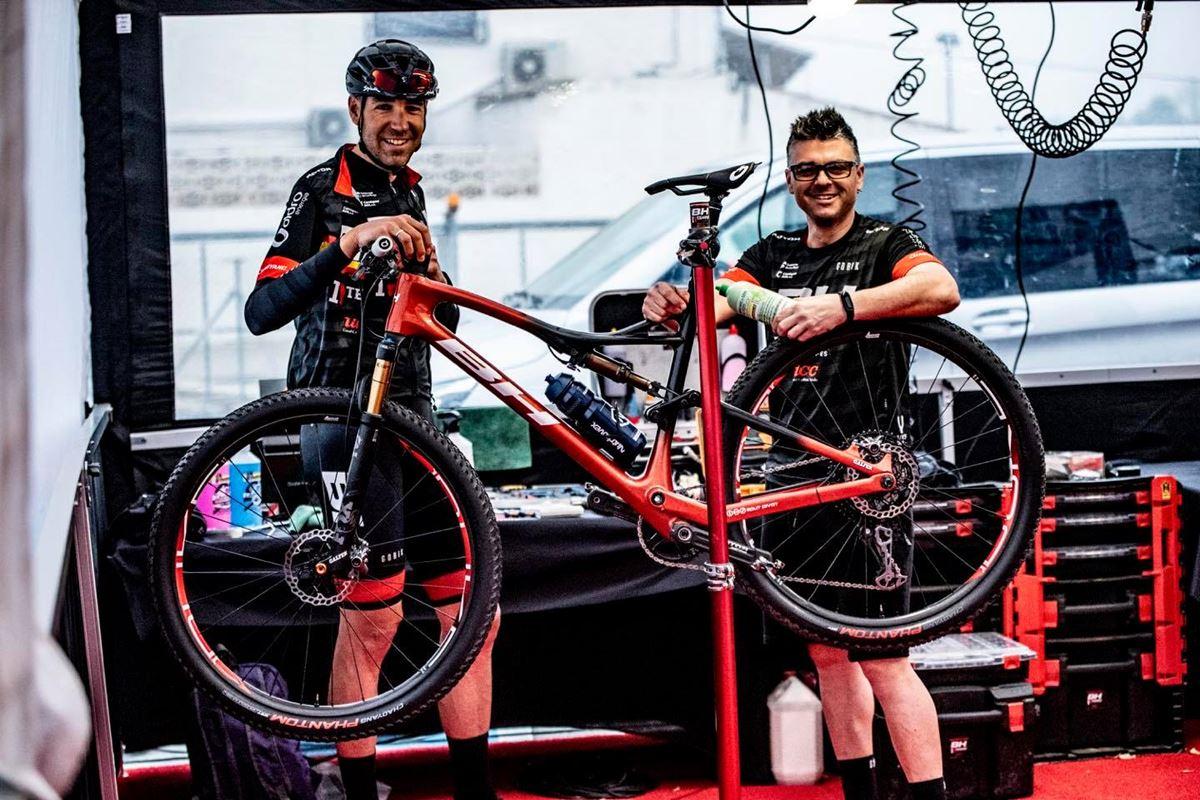 BH Lynx Race Carbon - David Valero