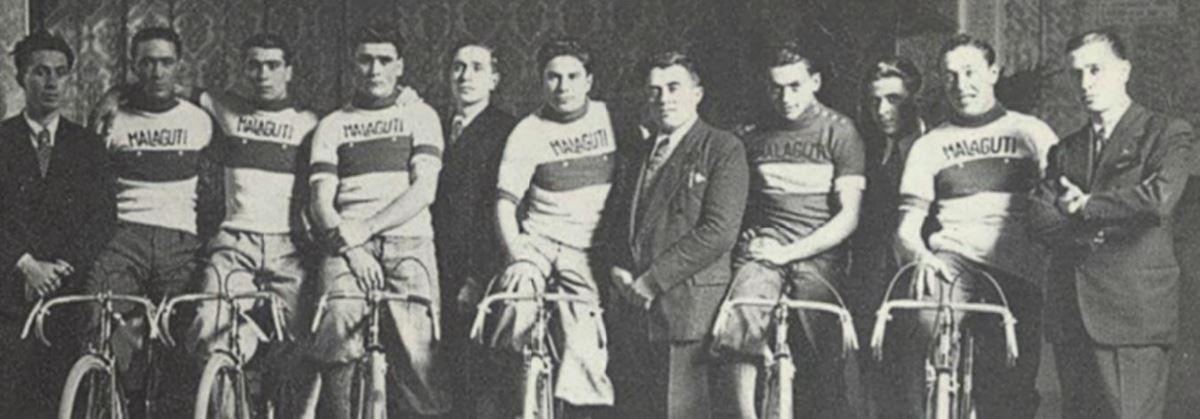Malaguti, immagine storica