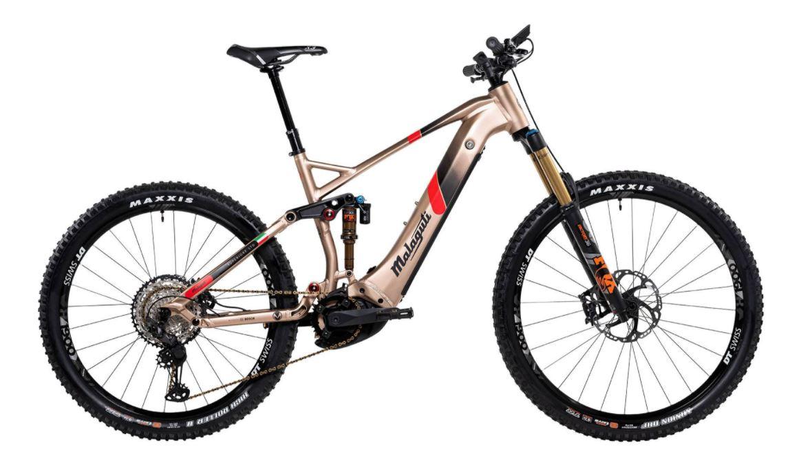Malagutti Superiore LTD e-mountain bike