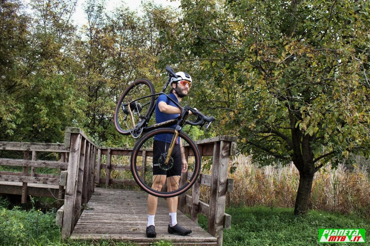 Look 765 Gravel RS - gravel bike