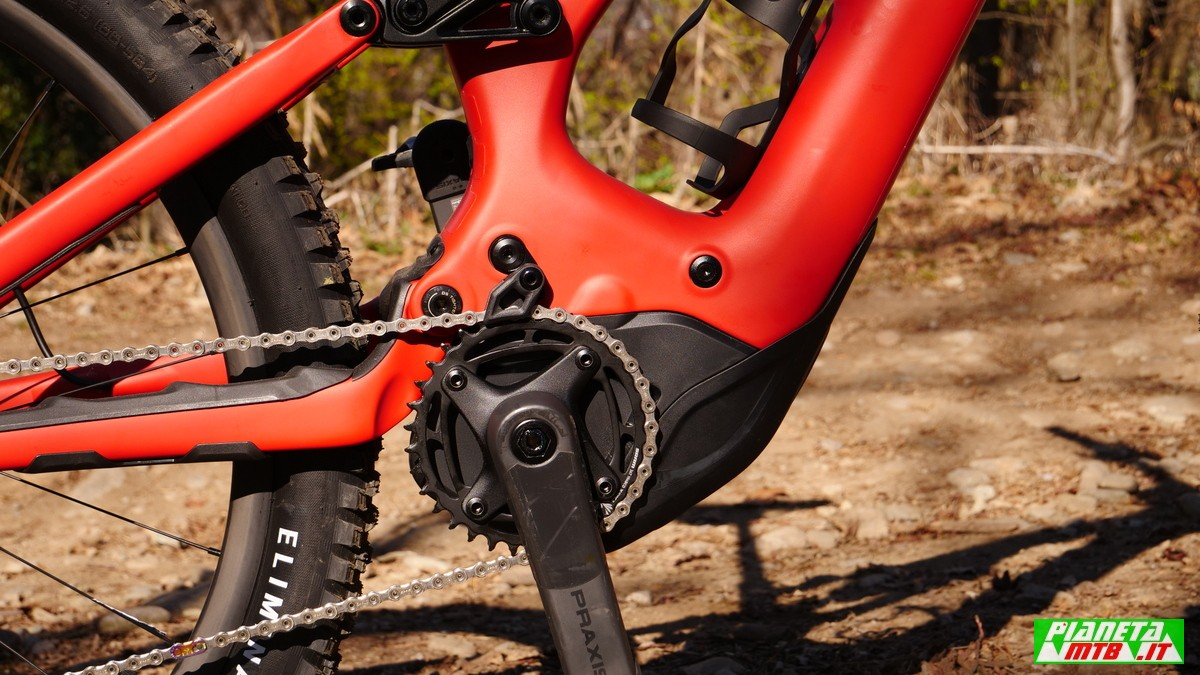 Motore Specialized Turbo Full Power System 2.2