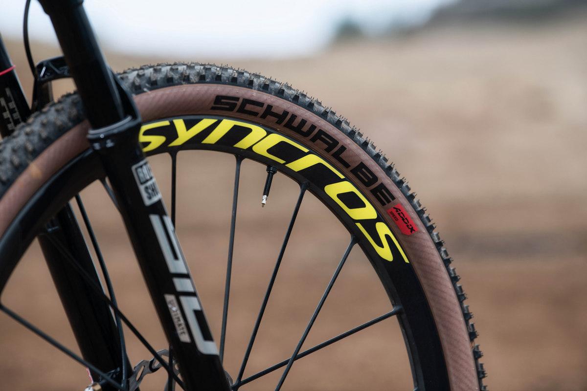 Syncros Silverton 1.0 SL ruote