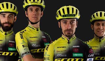 Scott Racing team questa sera in diretta streaming, c'è anche Juri Ragnoli