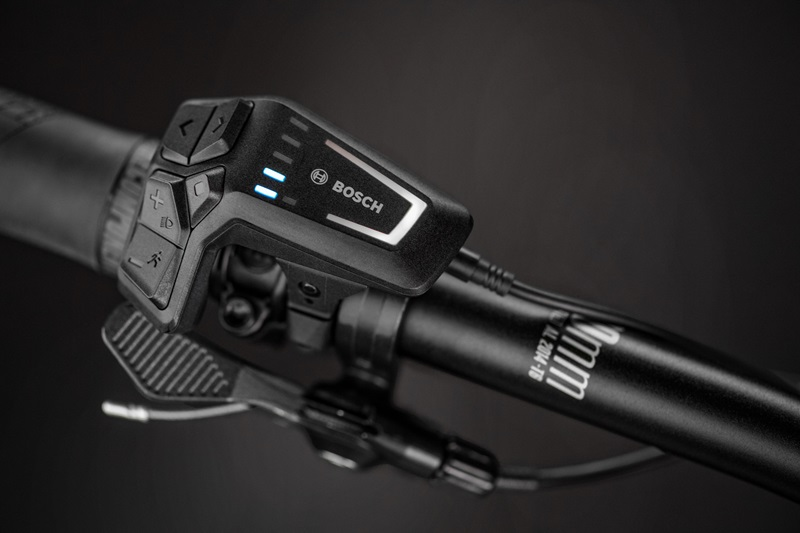 Bosch LED remote