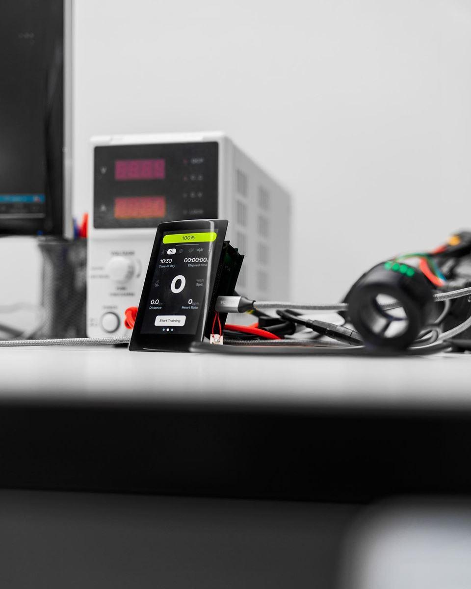 Display Forestal Smart Dashboard