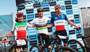 Trek-Pirelli, Rabensteiner 2° alla Roc d'Azur