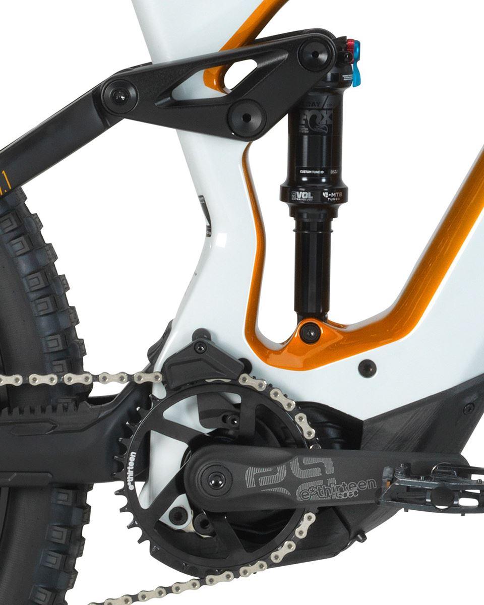 Stevens Bike E-Inceptin - ebike