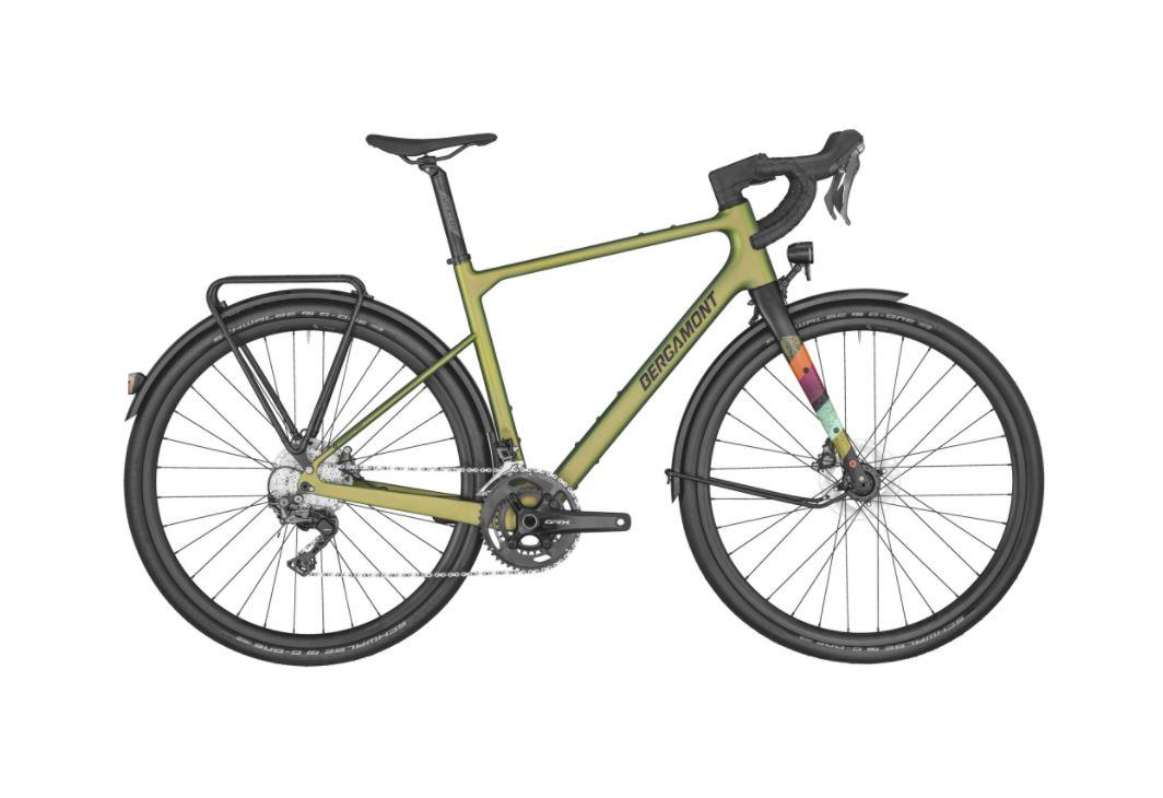 Bergamont Grandurance RD Elite  - gravel bike