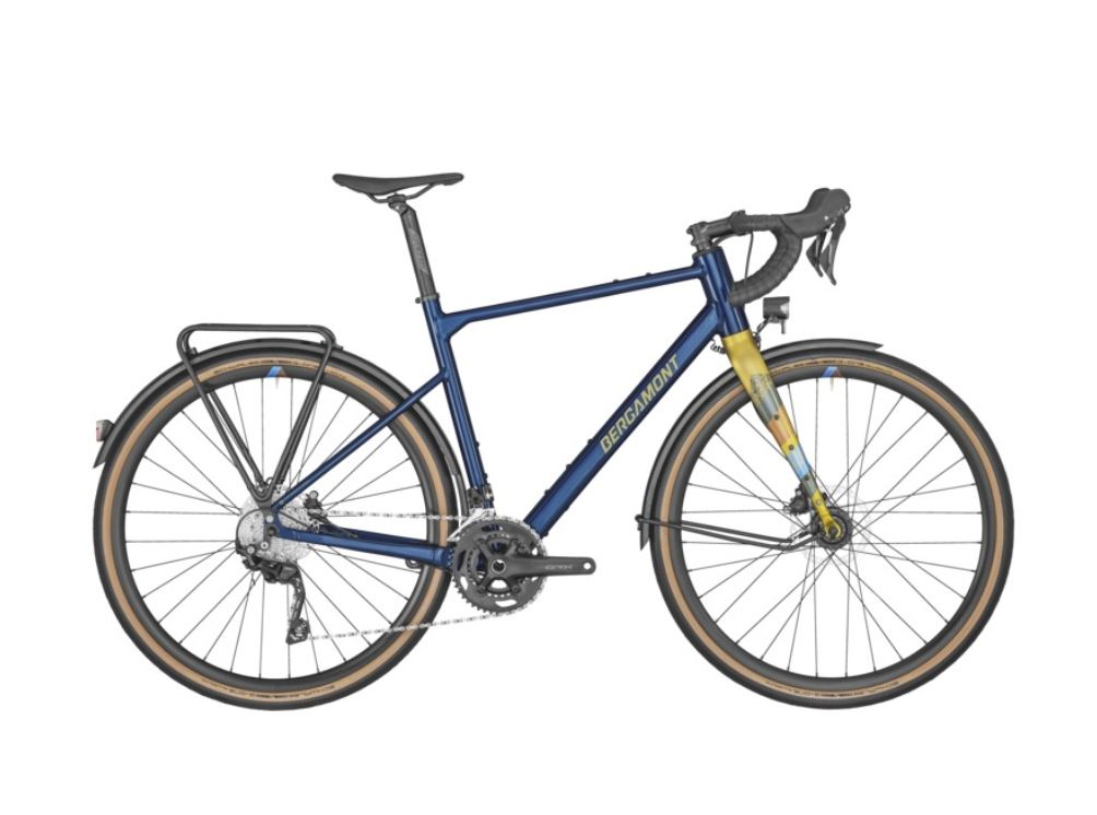 Bergamont Grandurance RD 5  - gravel bike