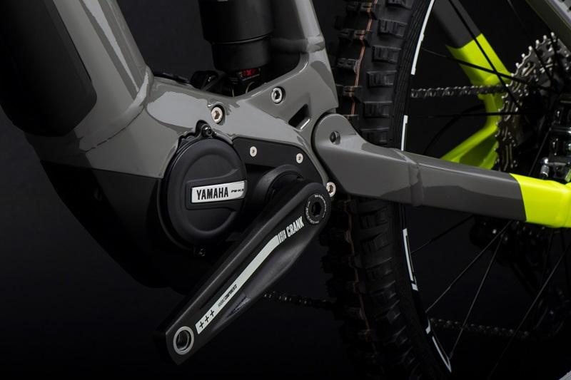 Yamaha PW-X3 motore e-bike