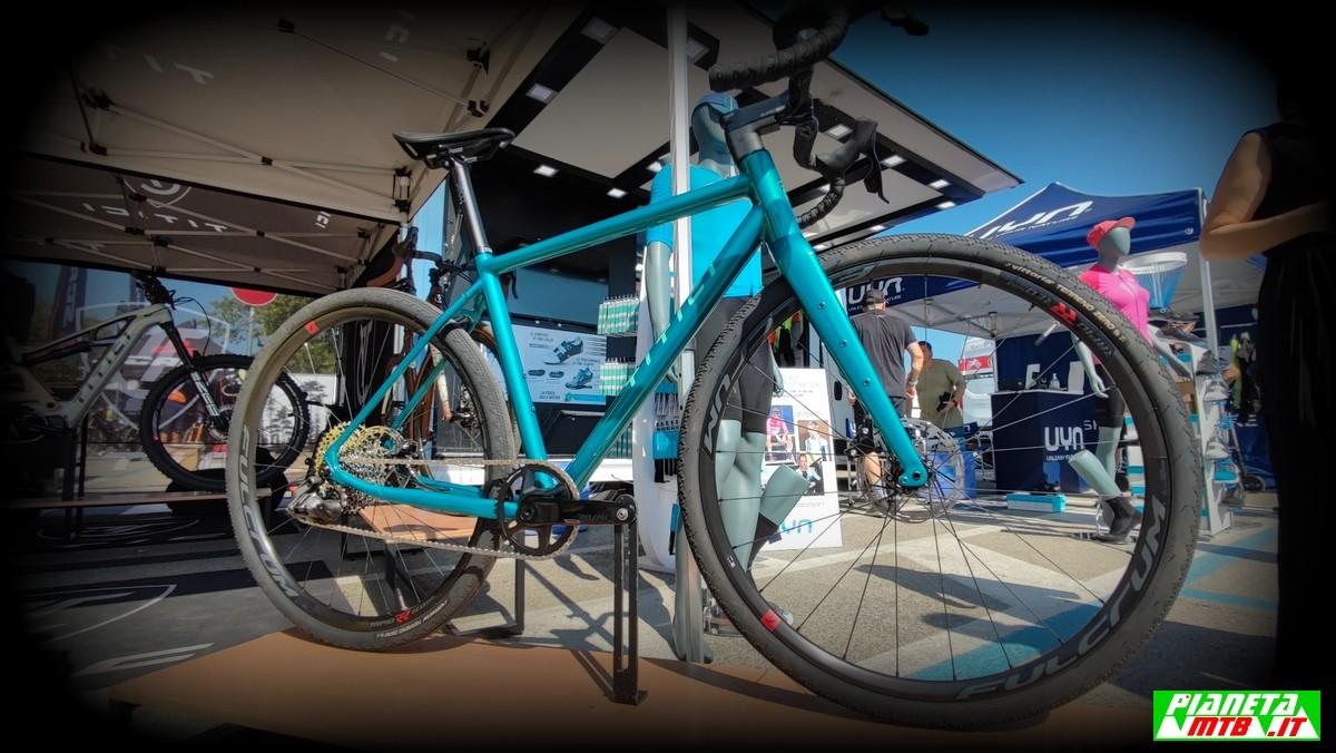 TITICI ALL IN - gravel bike