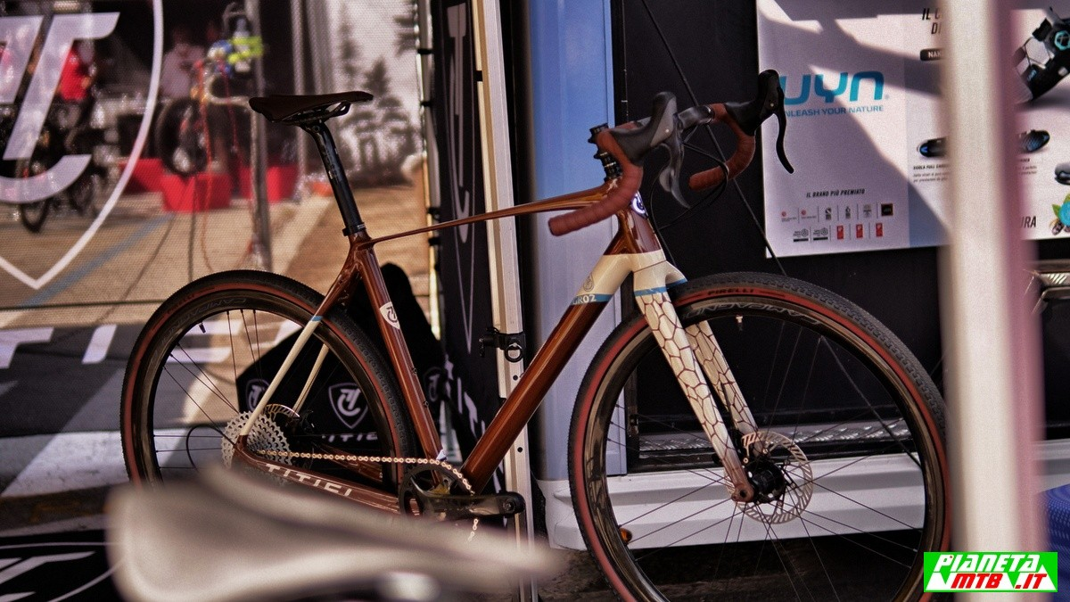 TITICI F-GR02 - gravel bike