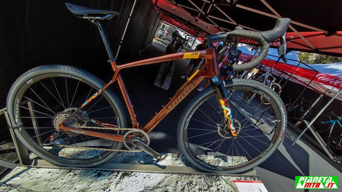 Wilier Jena - gravel bike