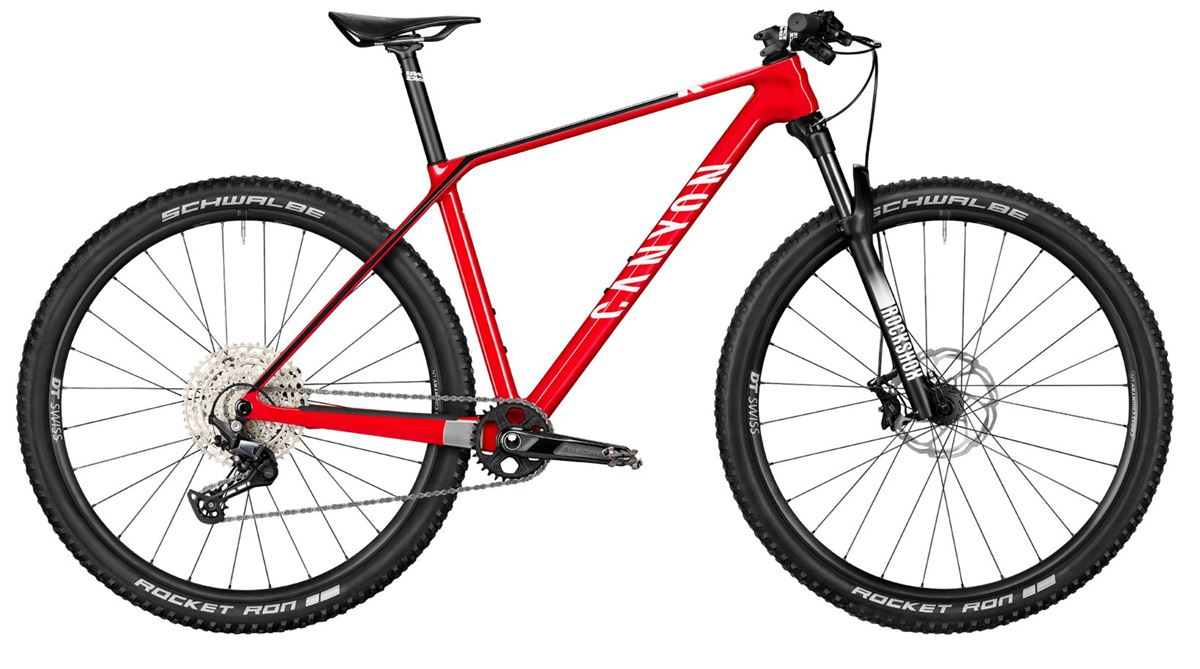 Canyon Exceed CF 5.0 - 2022