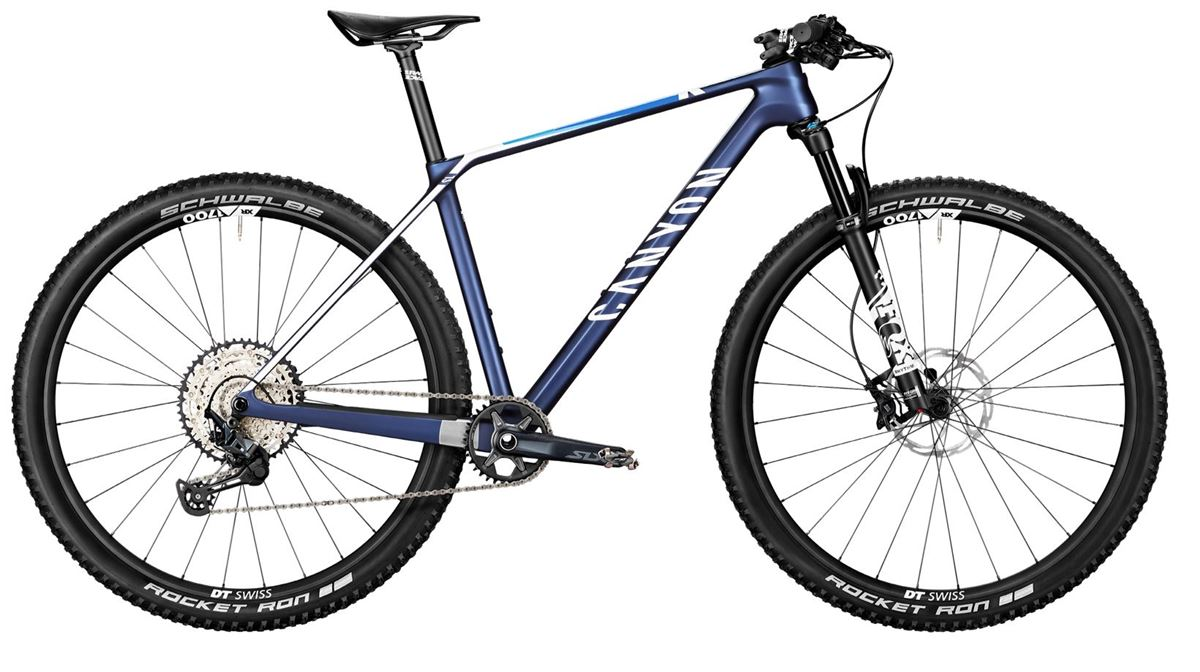 Canyon Exceed CF 6.0 - 2022