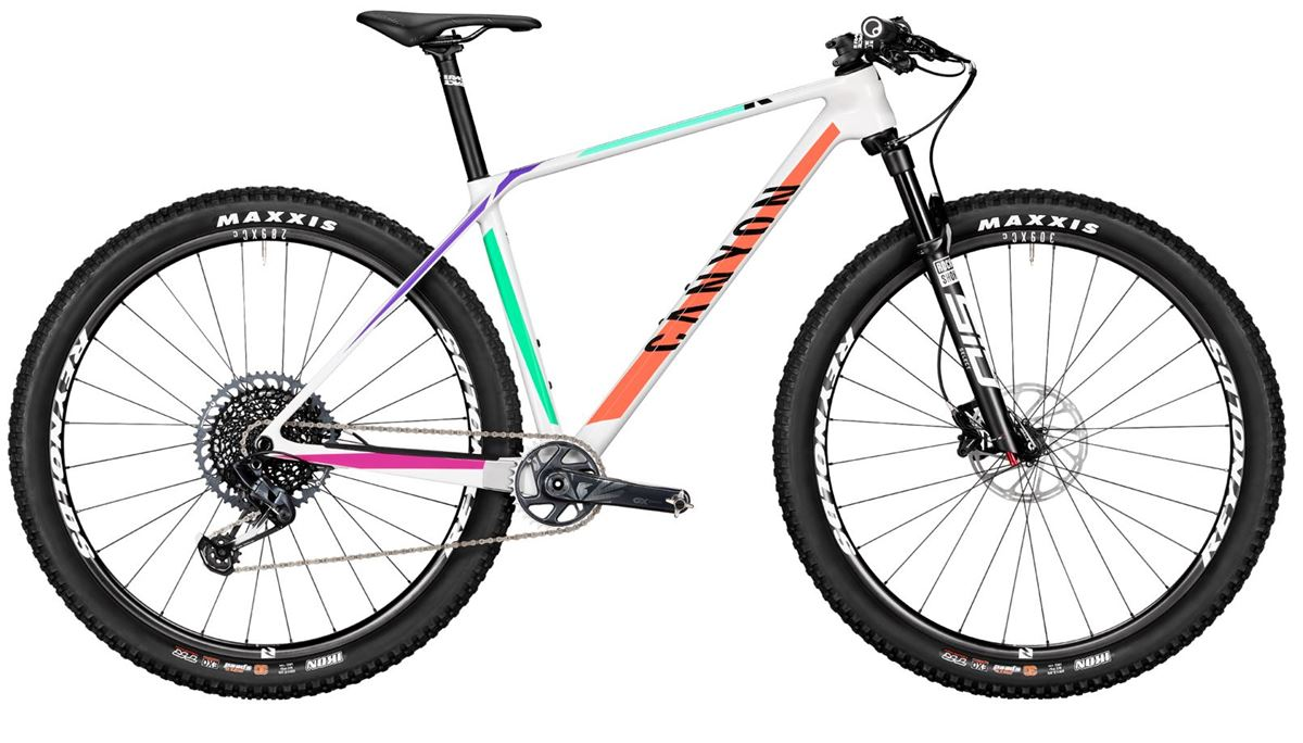 Canyon Exceed CF 7.0 Women - 2022