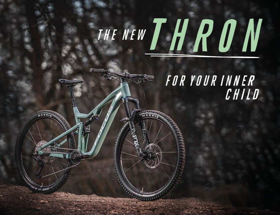 Focus Thron - 2022 primo piano