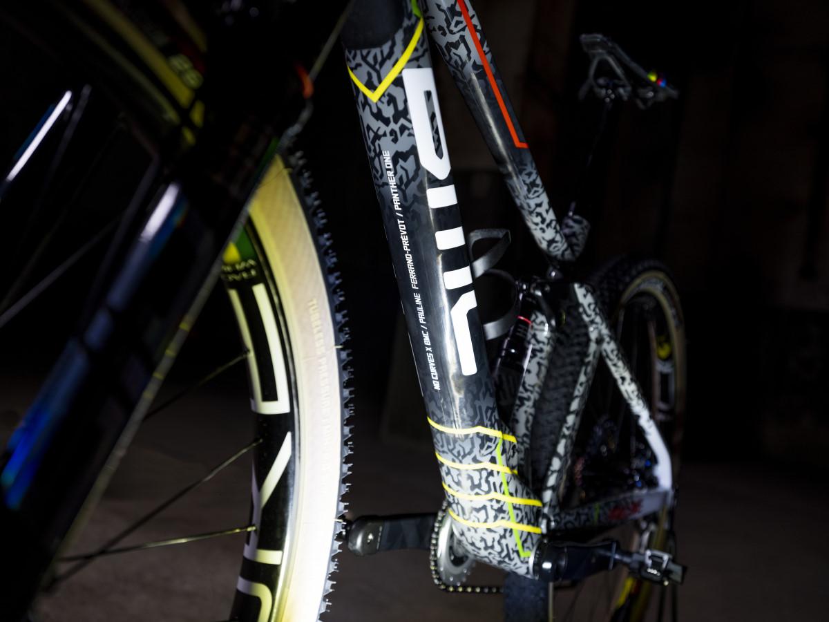 BMC FourStroke - Pauline Prevot Ferrand