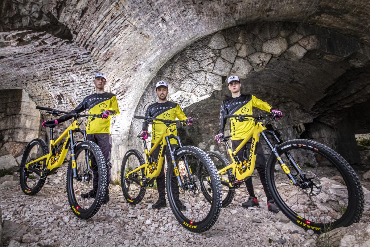 Team Bike EVO Enduro