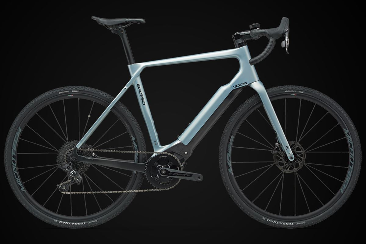 Basso Volta - gravel bike elettrica