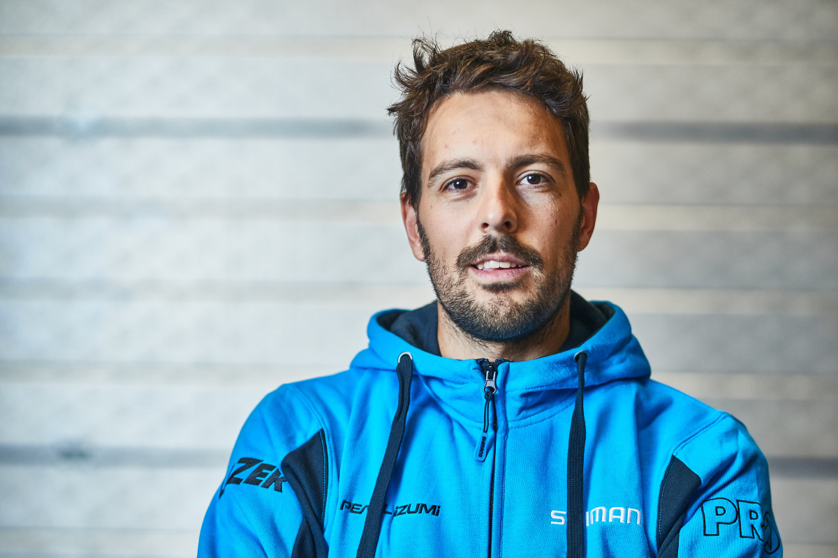 Filip Scholliers, product planner Shimano MTB