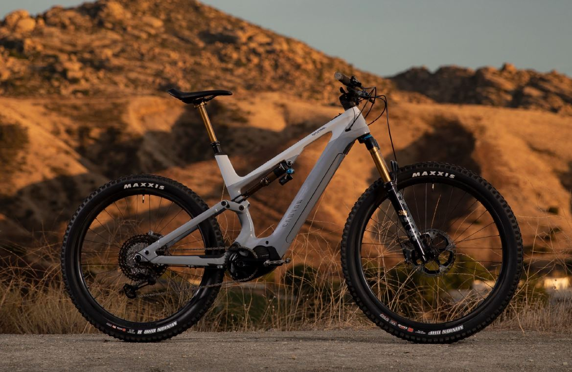 Canyon Spectral:ON 2021