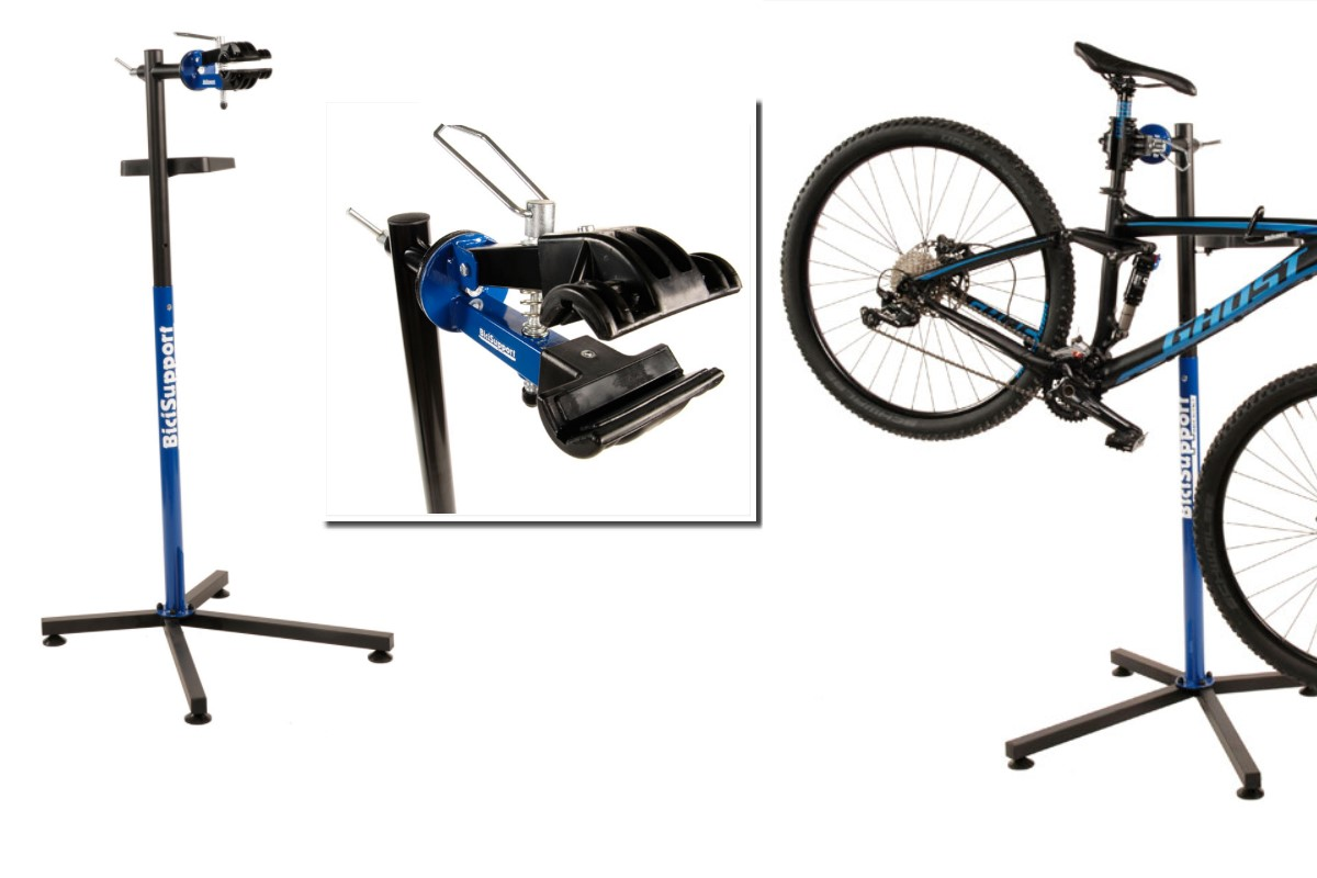 Bicisupport Morse pieghevole XL - manutenzione bici