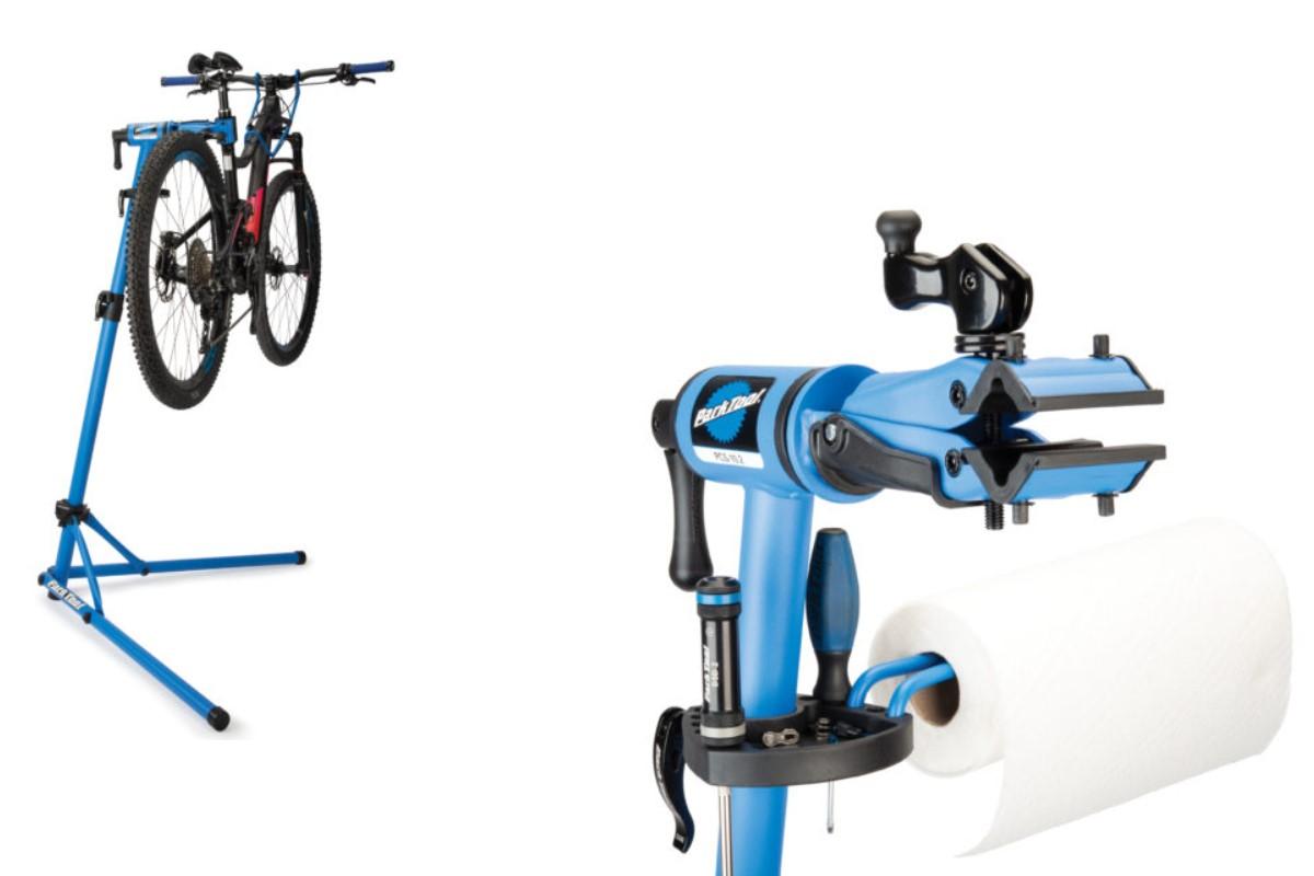 Park Tools PCS 10.2 - Cavalletto manutenzione bici professionale
