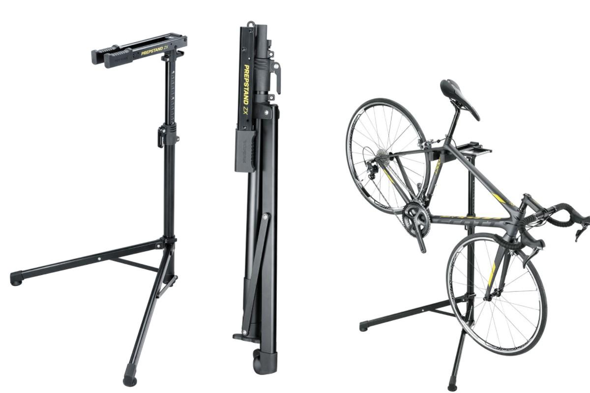 Topeak Prepstand ZX supporto manutenzione bicicletta