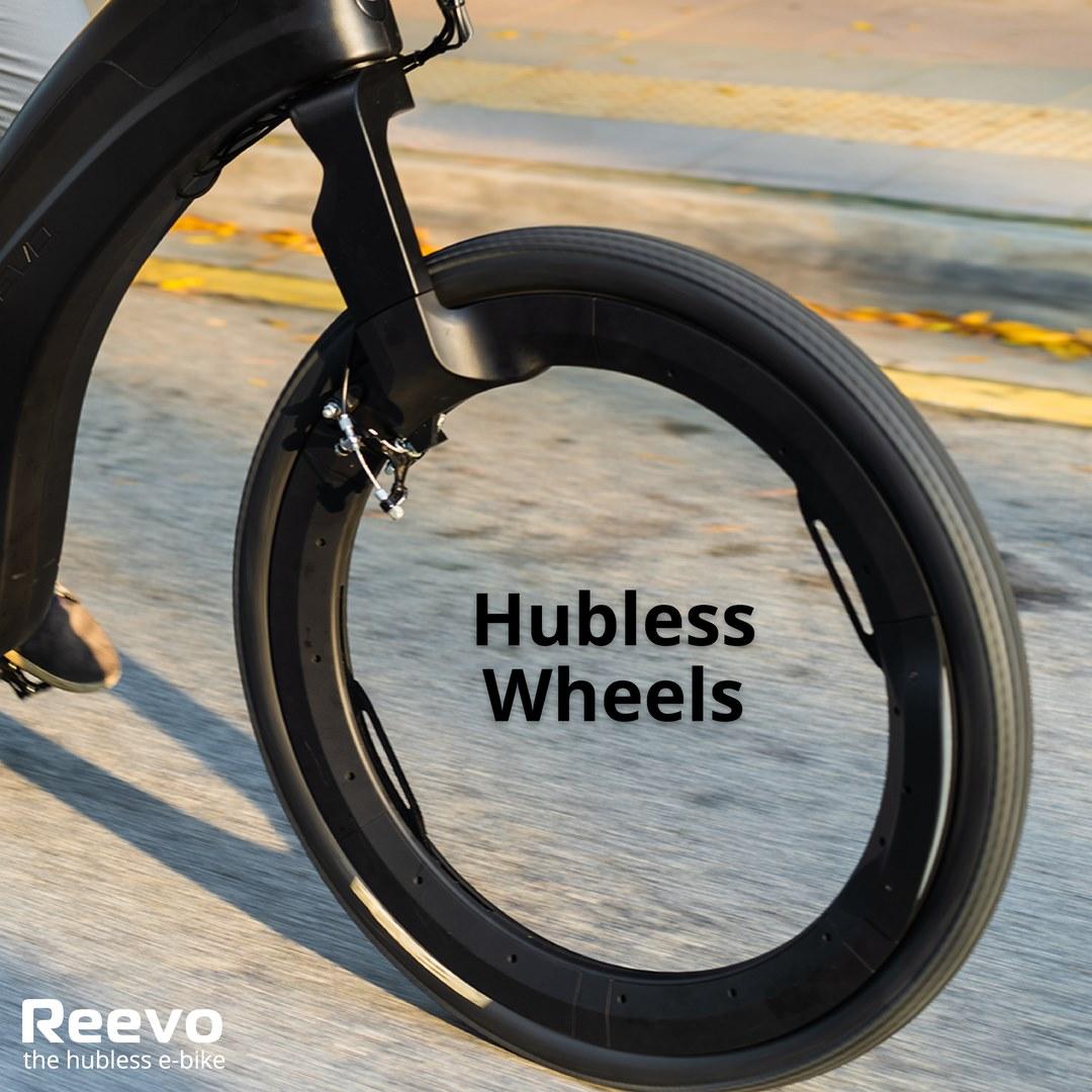 Forcella della Reevo Bike