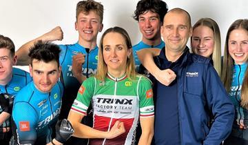 Trinx Factory team pronto ad iniziare la stagione con 3 new entry
