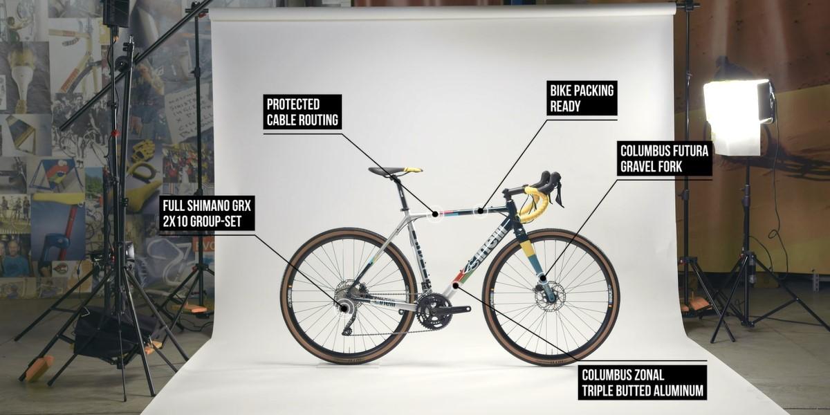Cinelli Zydeco - Gravel Bike