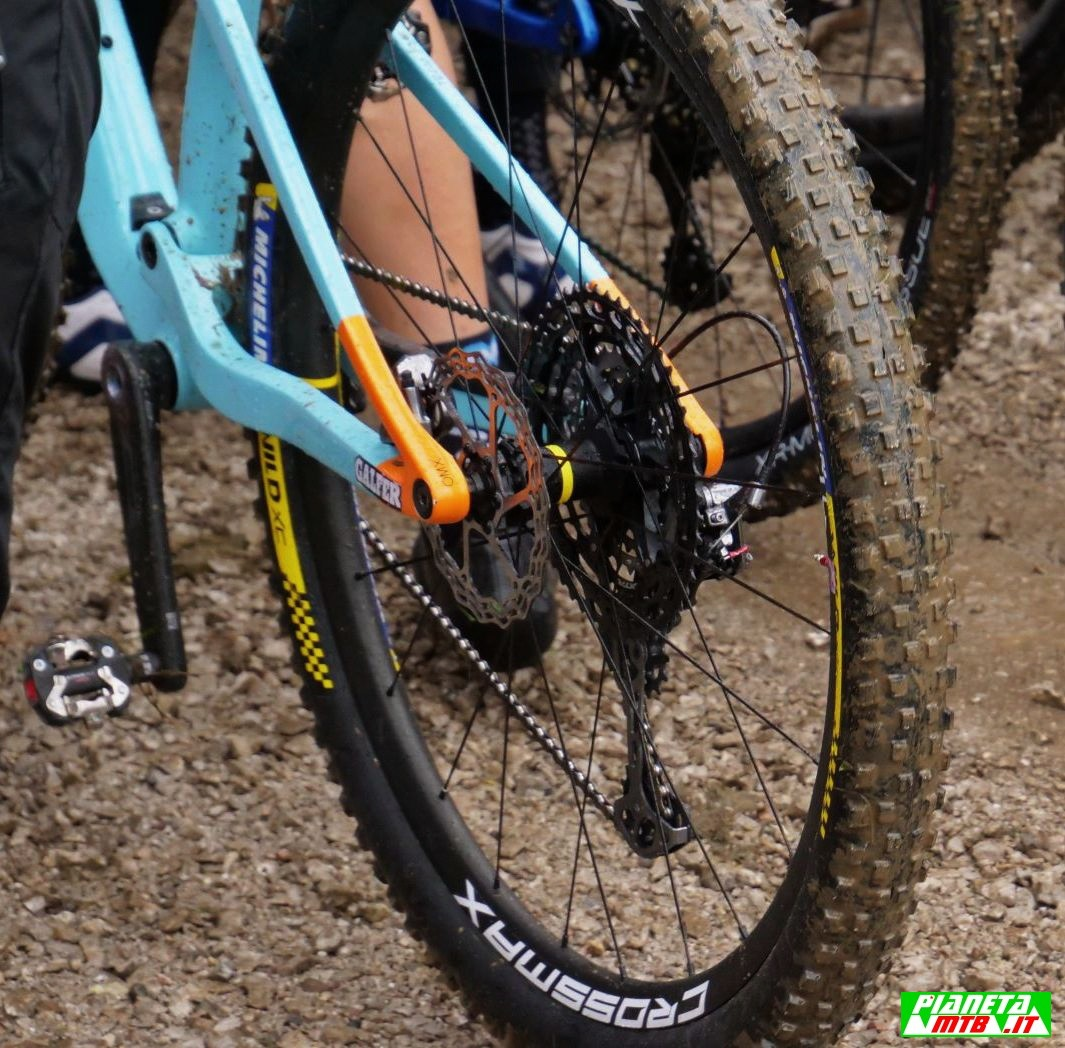 Michelin Wild XC
