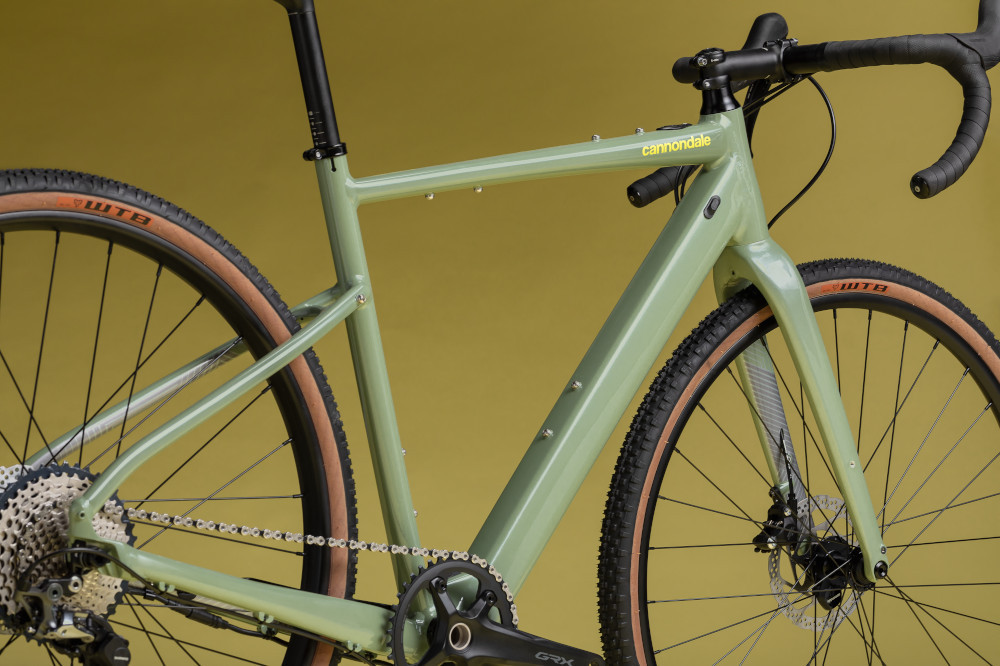 Cannondale Topstone Neo SL - gravel bike